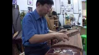 THE MASTER OF CHINESE INSTRUMENTS. PENANG, MALAYSIA
