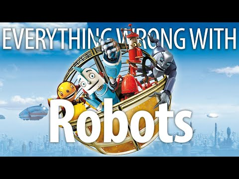 Everything Wrong With Robots In 13 Minutes Or Less