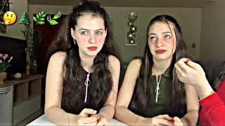تحدي معرفة الاغنية من الايموجي 2 || مع اختي الكبيرة 😬