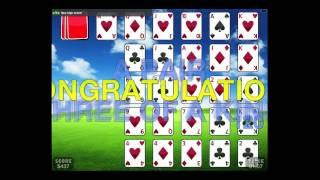 Windoze Solitaire App Video iPad Demo - CrazyMikesapps.com