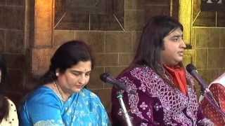 "Bharat Balvalli sings ""Majhe Maher Pandhari"" composed by Ram Phatak and sung by Bhimsen Joshi."