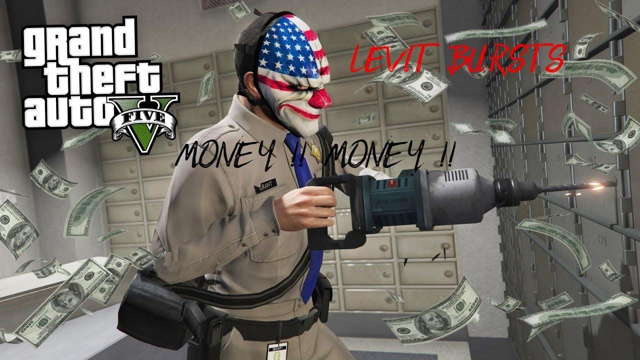 GTA V KI ROBBERY !!