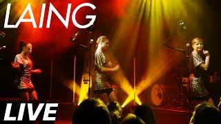 Laing - Paradies Naiv (live, 25.01.2015, Stuttgart Wagenhallen)