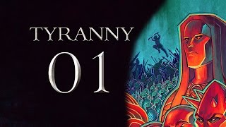 Tyranny Gameplay - Part 1 (ROLEPLAYING AT ITS FINEST - Let