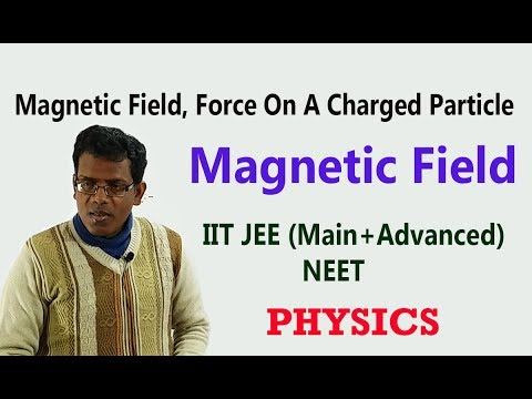 Magnetic Field/Force on a charged particle. Class 12/IIT JEE(MAIN+ADVANCED)/NEET. Shortcuts