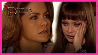 Soy tu dueña: ¡Valentina se entera de la relación de Ivana con Alonso! | Escena - C 21