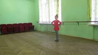 Дроби. Народный танец