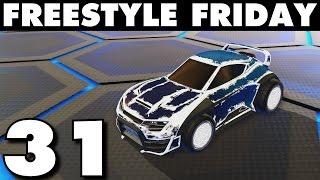Rocket League | Freestyle Friday 31 | Takumi (Best Goals & Fails)