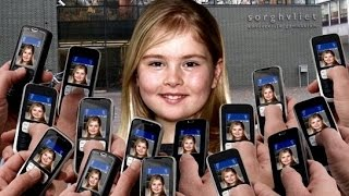 Prinses Amalia 12 jaar gaat naar het Sorghvliet-gymnasium.