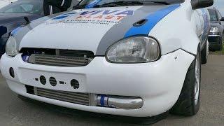corsa b turbo borg warner s257 running 11s   autokinisimag