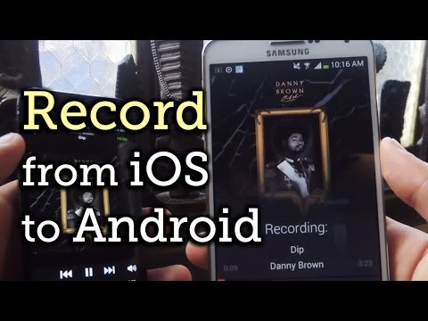 Exploiting iOS's Airplay: Record & Save iPhone Music to Your Android Smartphone [How-To]