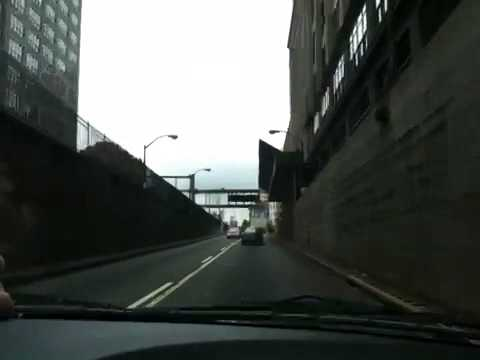 Holland Tunnel End
