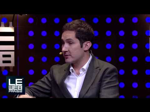 Kevin Systrom, Founder of Instagram is Interviewed by MG Siegler at LeWeb Paris 2012