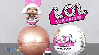 L.O.L. Surprise! Glitter Series from MGA Entertainment