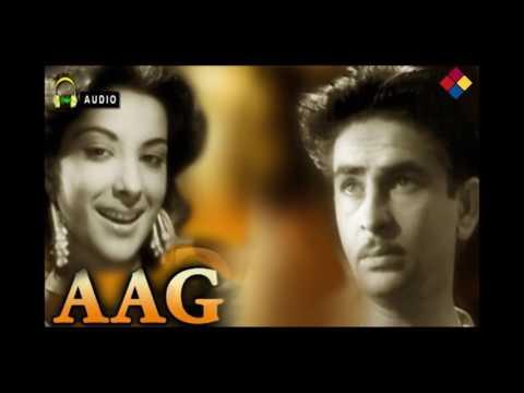 Na Aankhon Mein | Aag 1948 | Shamshad Begum