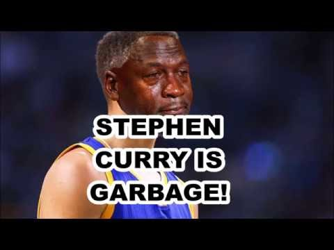 Stephen Curry Exposed-  Broken Ankles, Air Balling, and Flopping! (Diss Track Mix)