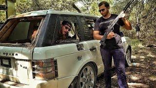 Таварищ предложил расстрелять Range Rover | Разрушительное ранчо | Перевод Zёбры