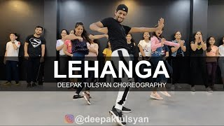 Lehanga Dance Cover | Jass Manak | Delhi Workshop | Deepak Tulsyan Choreography