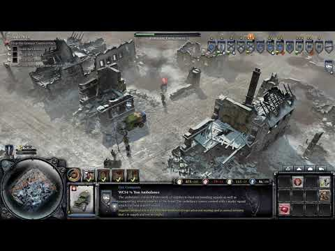 Company of Heroes 2 Ardennes Assault - Mission 8 - St.Vith |