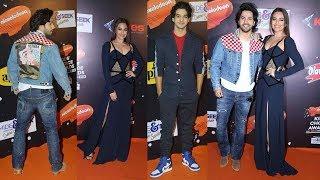 Nickelodeon Kids Choice Awards 2018 | Varun Dhawan, Sonakshi Sinha, Zaheer Iqbal, Ishaan Khattar