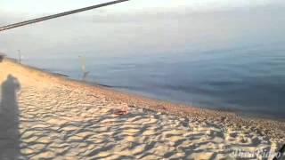 рыбалка в бердянске на косе видео