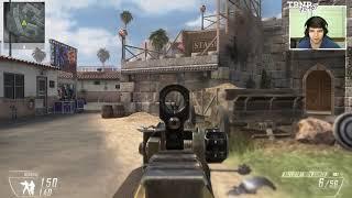 TBNRfrags VS Kenny - Gun Game on Studio! - Black Ops 2 - [#1]