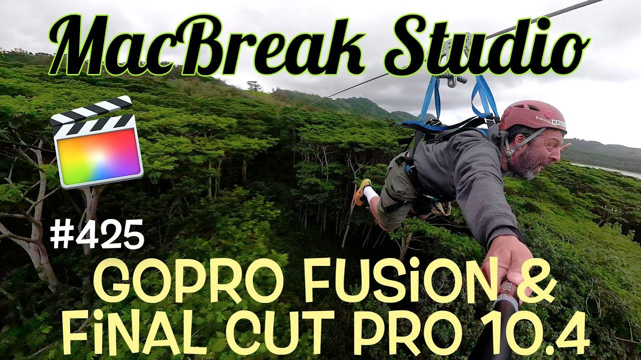 GoPro Fusion & Final Cut Pro X – Ripple Training