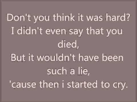 Bluebird By Christina Perri Lyrics
