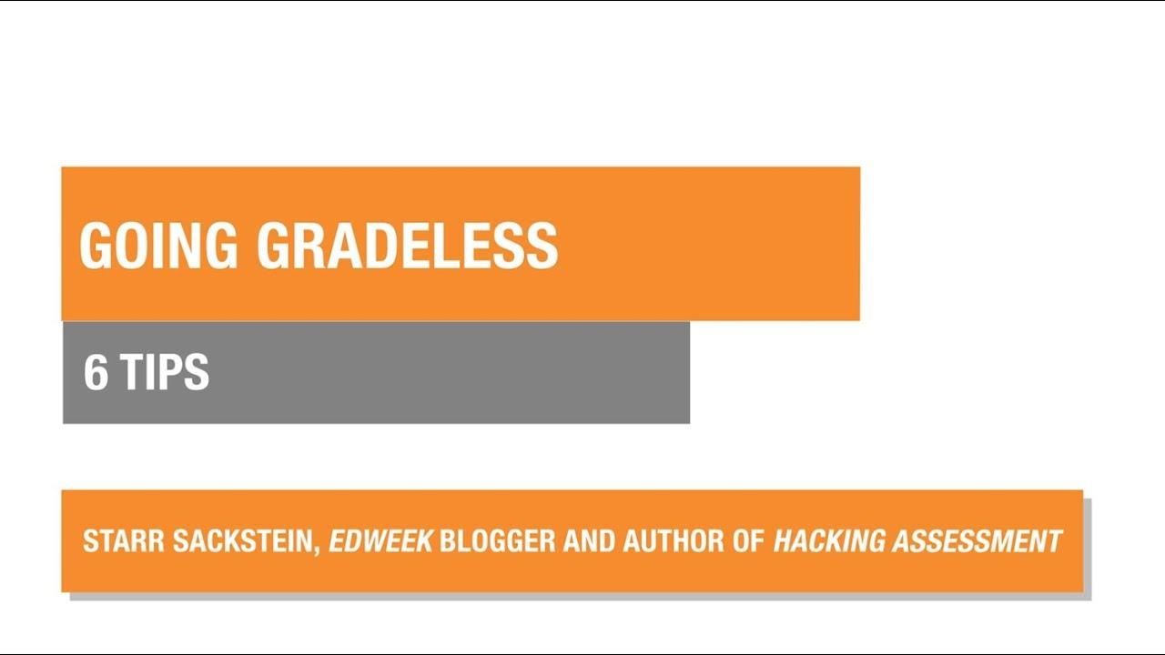 Video: 6 Tips For Going Gradeless