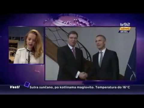 Stoltenberg žali zbog žrtava u NATO bombardovanju SRJ
