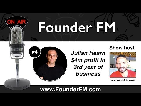 Julian Hearn, Huel | GrahamDBrown.com