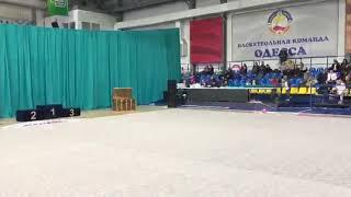 Художественная гимнастика  Чемпионат Одессы 2018