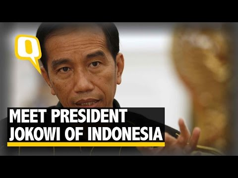 The Quint: Who is Jokowi, Indonesia's President Who Will be Visiting India?