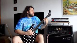 Warrant - Cherry Pie guitar cover