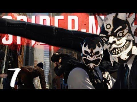 CEREMONY CATASTROPHE : Marvels Spider-Man PS4 Part 7