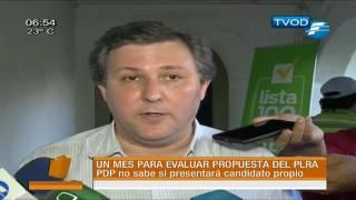 Un mes para evaluar propuesta del PLRA - Rafael Filizzola