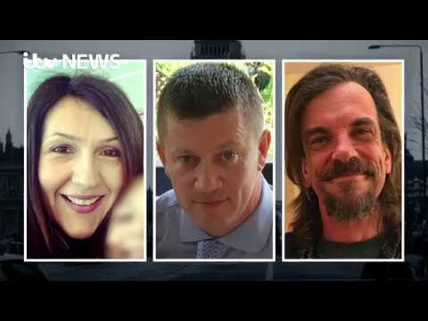 The victims of the terror attack in Westminster