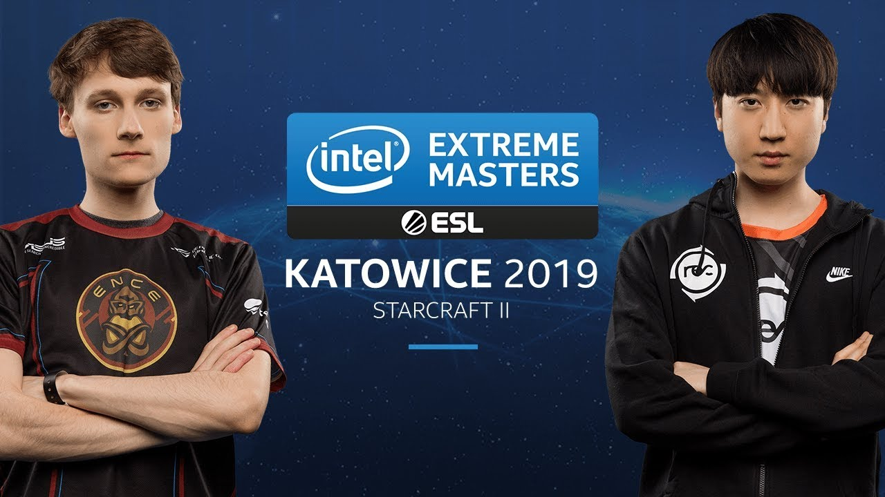 Serral vs Innovation - 2019 IEM Katowice Group Stage - Mar 04, 2019