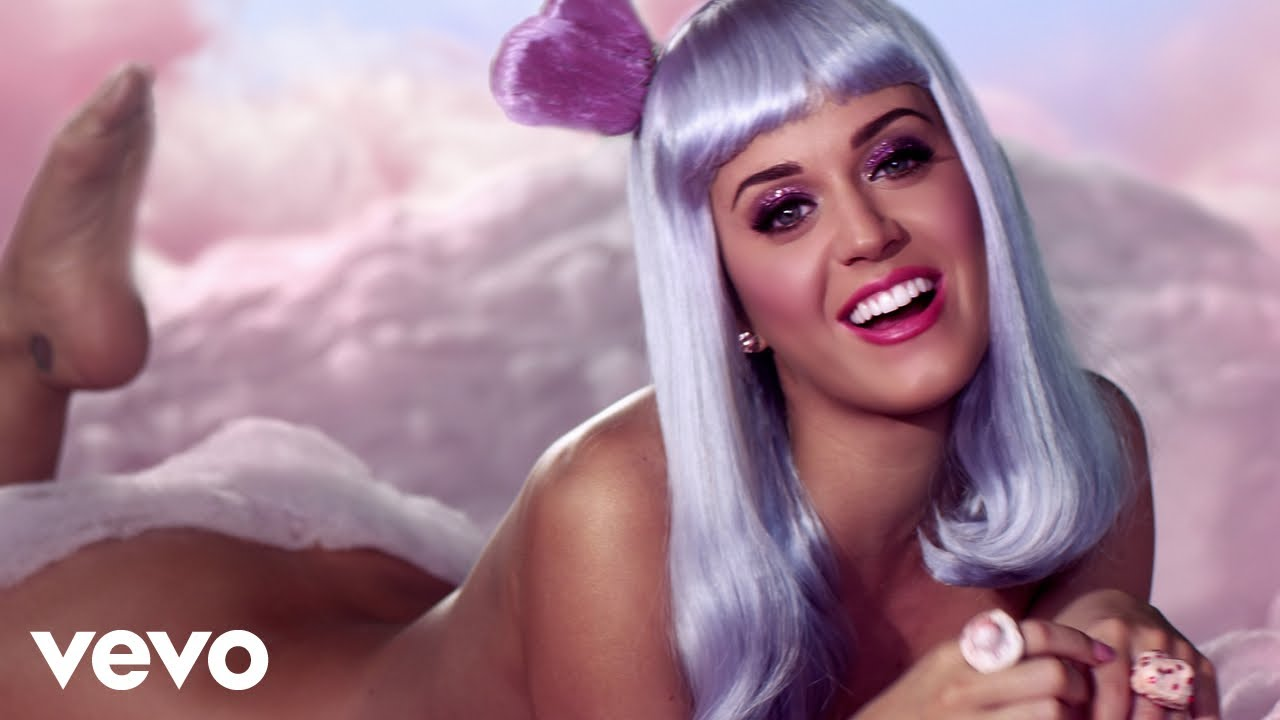 Katy perry california gurls on le grande journal