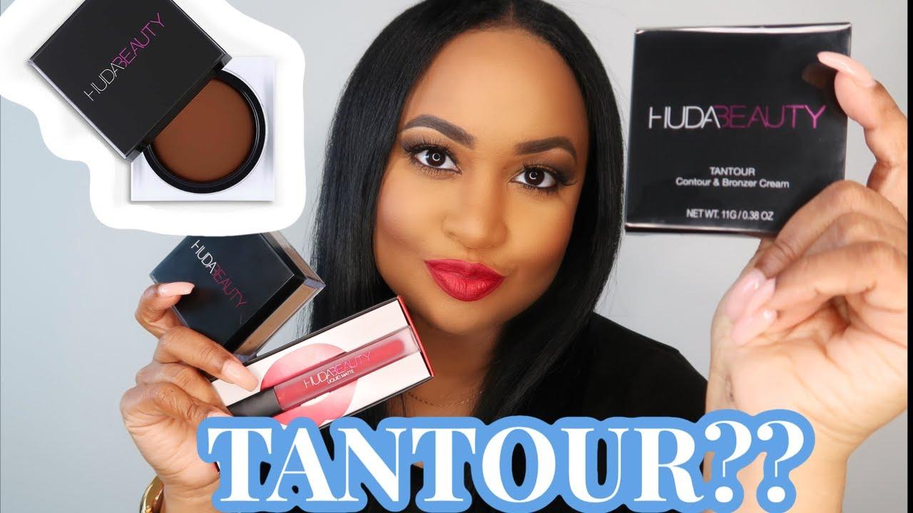 Tantour Contour & Bronzer Cream by Huda Beauty #17