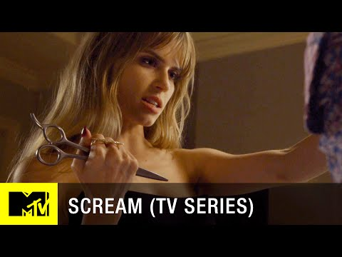 Scream Season 2  'Branson's Alibi'  Sneak Peek  MTV
