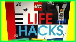 LEGO Life Hacks Book by DK Publishing