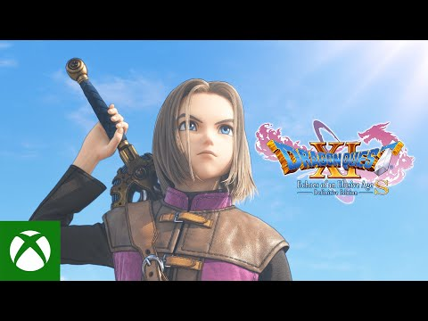 DRAGON QUEST XI S: Echoes of an Elusive Age - Definitive Edition | Xbox Announcement