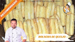 Bolachinhas de Queijo – Super Deliciosa