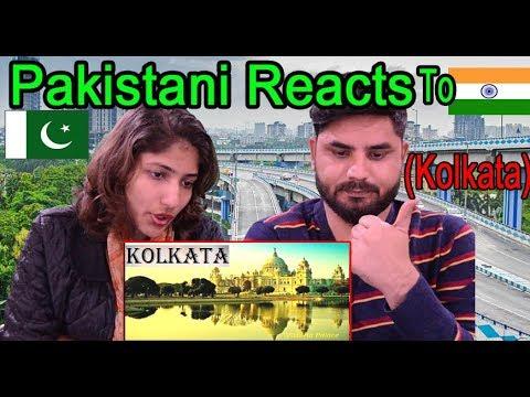 Pakistani Reacts To | Kolkata Timelapse | Kolkata City Aerial Video | Waking Up With Kolkata