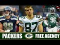Green Bay Packers Sign Jimmy Graham & Wilkerson | Cut Jordy Nelson