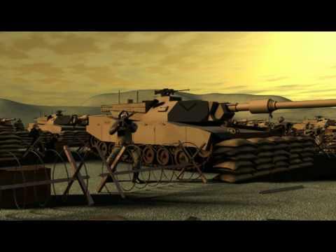 BLITZKRIEG: AIR.LAND.SEA (3D Animation Short Film)