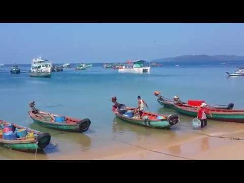 Hành trình du lịch bắc đảo Phú Quốc – Khu Du Lịch Gành Dầu