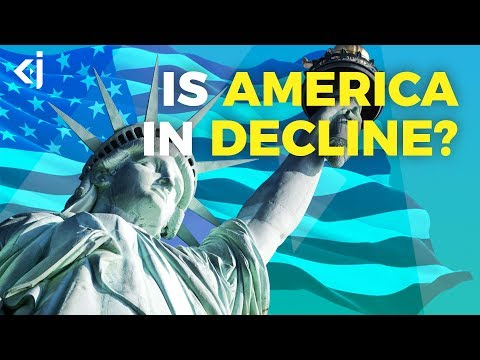 Is AMERICA in DECLINE as the SUPERPOWER of the WORLD? - KJ Vids