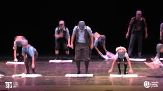 """DANCE This 2015 """"Seize the Day"""" from Disney's Newsies"""